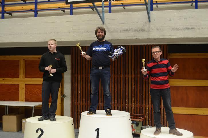 Finnish nationals touring car series FinTrackTour  II 30.-31.1.2016 Kouvola