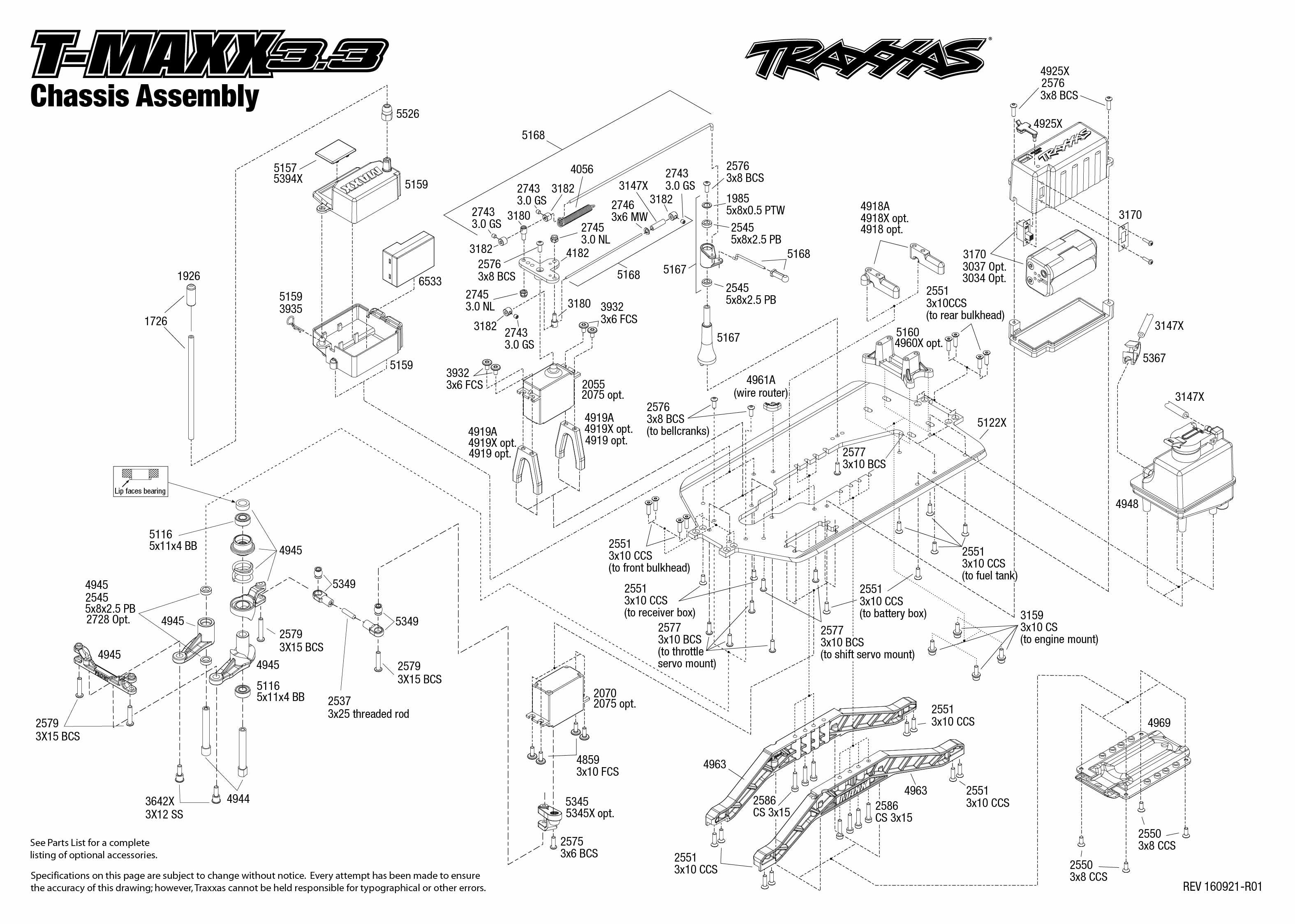 t maxx 33 manual daily instruction manual guides u2022 rh testingwordpress co T-Maxx 2 5 Adjustments Traxxas T-Maxx 2.5 Diagram