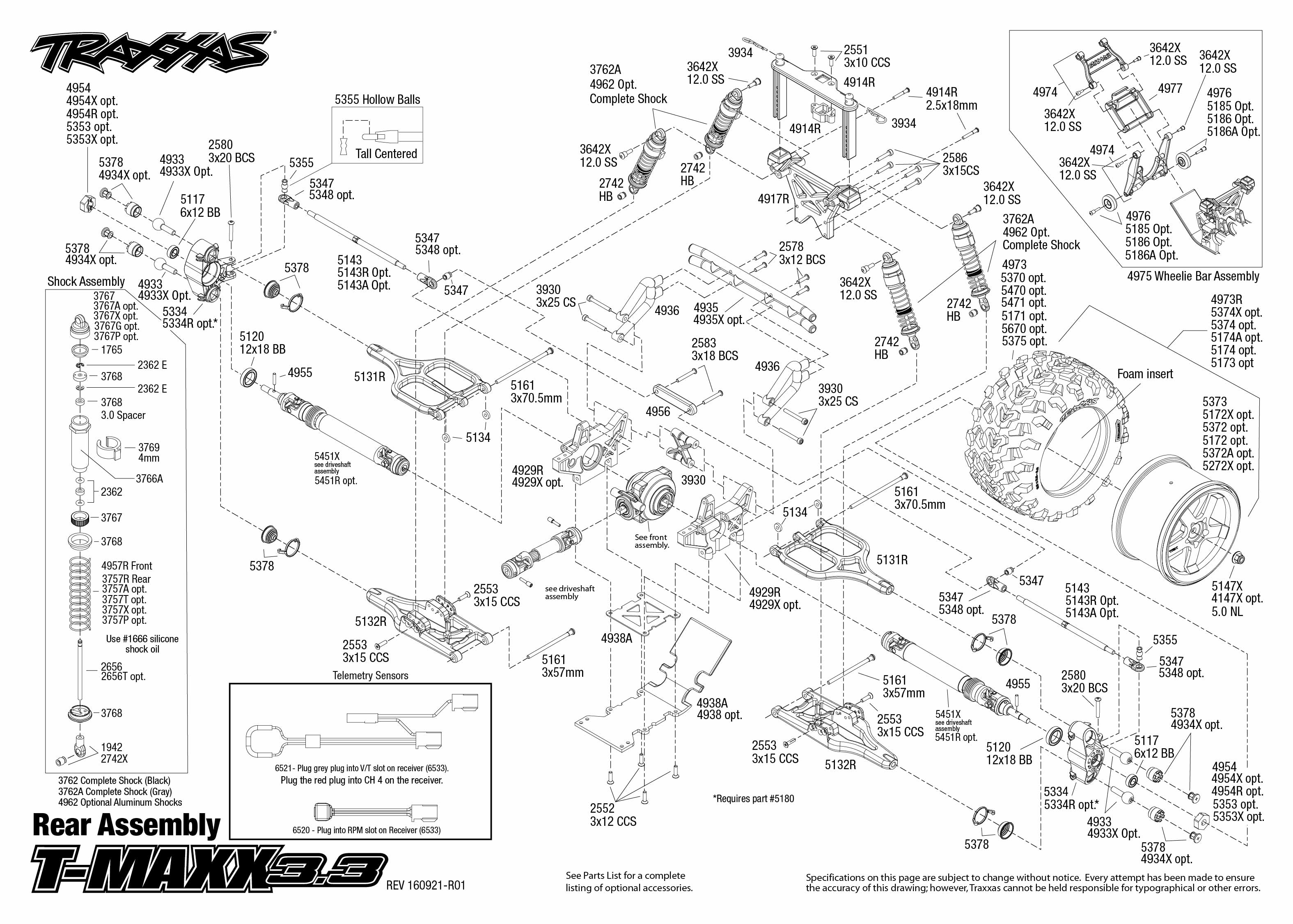 Revo 3 Wiring Diagram Trusted Diagrams Traxxas Enthusiast U2022 Rh Rasalibre Co Ez Start 33 Nitro
