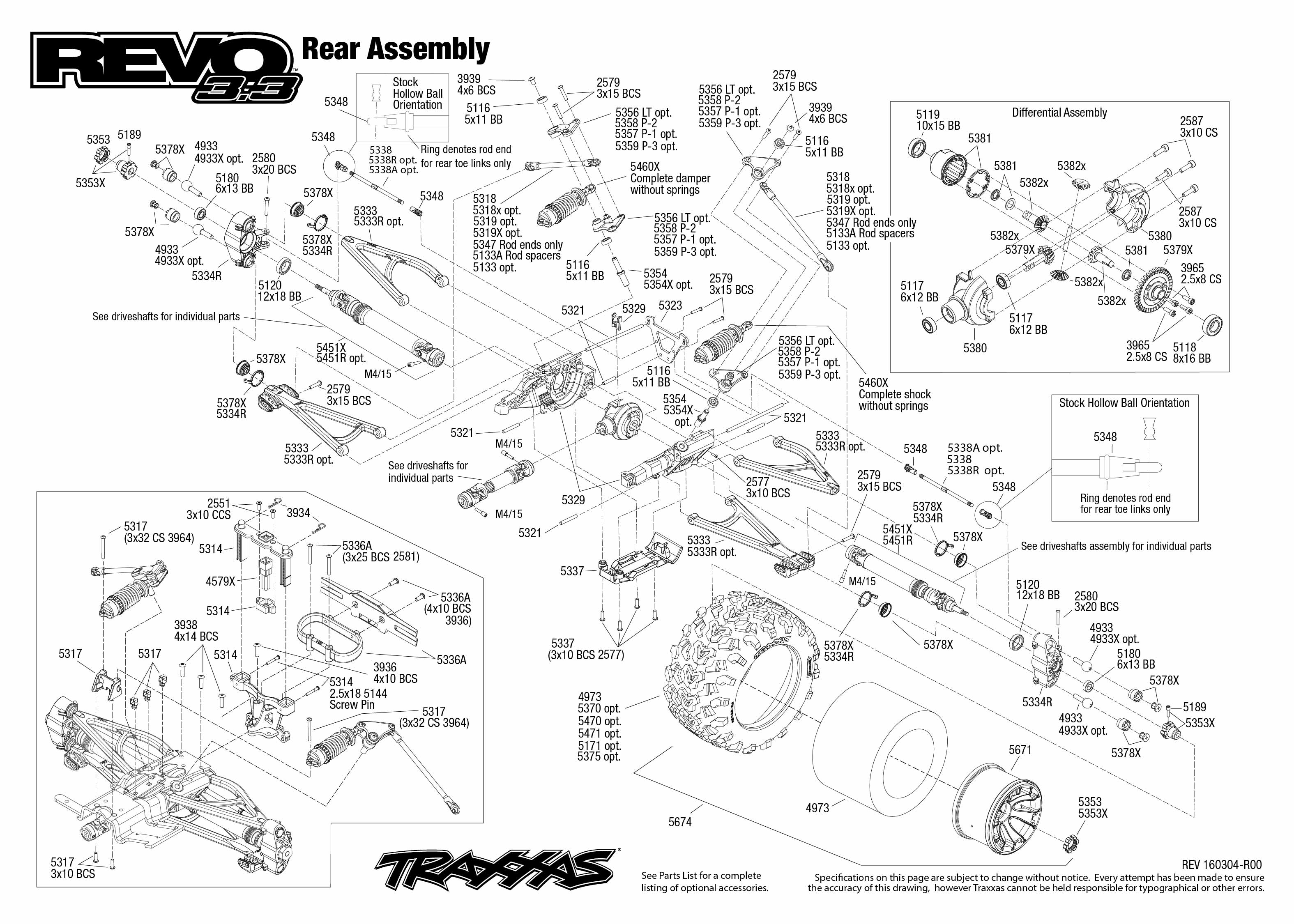 traxxas revo 3.3 4wd nitro rtr 1:10 monster - tqi - tsm ... 2005 chrysler pacifica 3 8 engine diagram traxxas 3 3 engine diagram #11