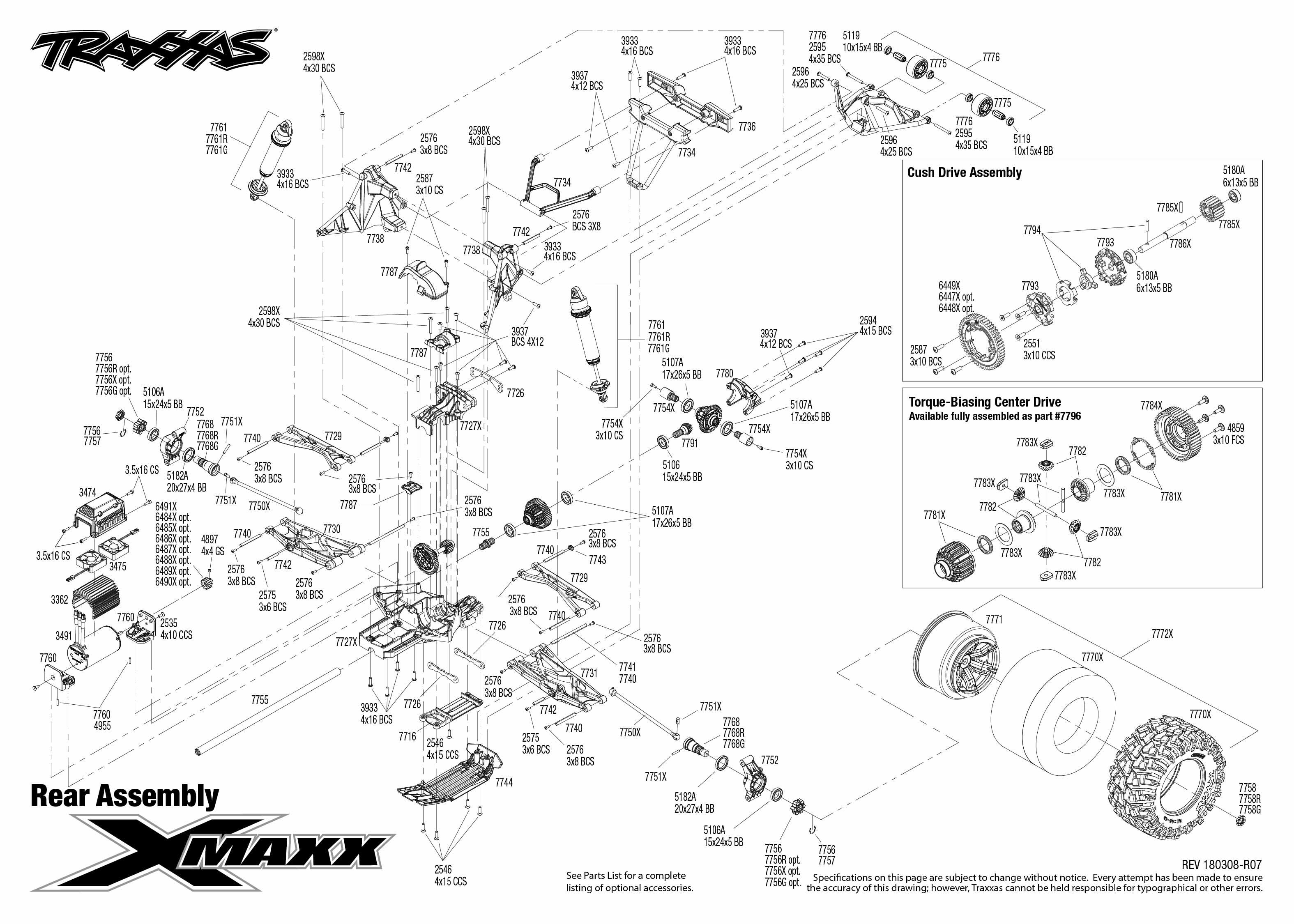 Traxxas X-Maxx | EuroRC com
