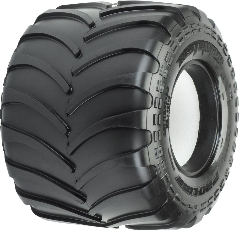 All Terrain Tires >> Pro Line Destroyer 2 6inch M3 Soft All Terrain Tires 2