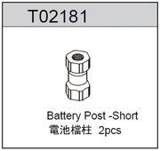 TeamC Battery Post Short - TM2