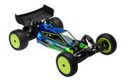"JConcepts Illuzion - TLR 22 - Punisher body - w/ 6.5"" HD wing"