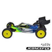 "JConcepts Durango DEX210 ""Finnisher"" Body w/6.5"" Hi-Clearance Wing"