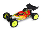 JConcepts Illuzion  Durango DEX410  Finnisher body