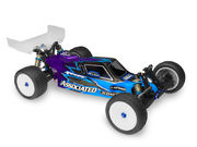 "JConcepts B5M ""Finnisher"" Body w/6.5"" Hi-Clearance Wing (Clear)"