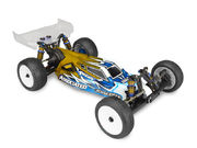 "JConcepts B5M ""S2"" Body W/6.5"" Finnisher Wing (Clear) (Light Weight)"