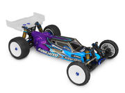 "JConcepts B5M ""S2 Worlds"" Body w/6.5"" Finnisher Wing (Clear)"