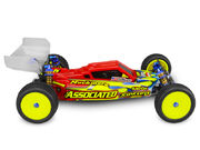 JConcepts F2 - B6 | B6D | B6.1 Body W/ Aero Wing Lightweight