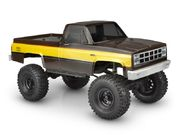 JConcepts 1982 GMC K10 - Clear Body for TRX-4 Sport