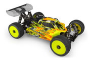 JConcepts S1 - JQ TheCar Black Edition, TheE-Car Grey Edition Body