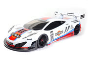 ZooRacing ZooDiac 1/10 GT 190mm Body - 0.7mm Regular