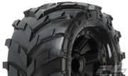 "Pro-Line Masher 2.8"" (Traxxas Style Bead) All Terrain Truck Tires Mounted (2)"