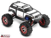 Traxxas Summit 1:16 VXL 4WD Monster Truck - RTR TQi TSM