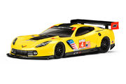 Protoform Chevrolet Corvette C7.R Clear Body - 190mm