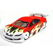 Mon-Tech Racing  1:10 Racer La Leggera Touring Car Clear Body - 190MM - Light Weigth