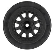 "Pro-Line Renegade 2.2""/3.0"" SC Wheels - Black (2)"