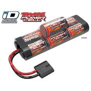 Traxxas 3000mAh 8.4V 7C Hump NiMH with Auto Battery iD