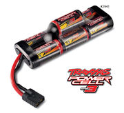 Traxxas 8.4v 3300mAh Power Cell Ni-Mh Hump Pack Akku