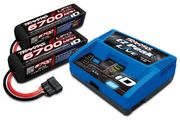Traxxas Charger iD Live and Battery 14,8V 6700mAh Combo Traxxas ID TRA-2993