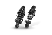 Xray 1:10 Touring Alu Shock Absorber - Set - Black (2)