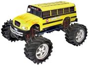 Parma School bus 1:10 Unpainted Body