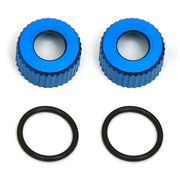 Team Associated VCS3 Shock Bottom Cap With O-Ring (2)