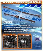 Xray Anti-Roll Bar Front Female 0.7mm - Hudy Spring Steel™