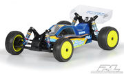 Pro-Line 2012 BullDog Clear Unpaited Body With Wing - DEX410