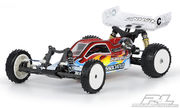 Pro-Line 2012 BullDog Clear Body C4.1 Centro