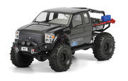 Pro-Line Ford F-250 Cab Axial SCX10 Trail Honcho - Clear Body