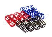 Integy Shock Spring Set (12) for 1/16 Traxxas E-Revo, Slash, Summit, Rally T3461