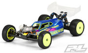 Pro-Line Elite Light Weight Clear Body - B6