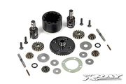 Xray XB9 Front/Rear Differential 40T - Set