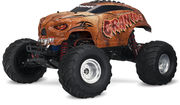 Traxxas Craniac 2WD 1:10 RTR Monster TQ - 4A DC Charger
