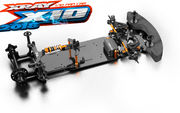 Xray X10 -18 1:10 Luxyrous Pan Car  Kit