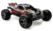 Traxxas Rustler VXL 1:10 2WD Truck RTR With 2.4GHz TQi