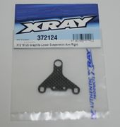 Xray X12 -18 US Graphite Lower Suspension Arm - Right