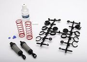 Traxxas Ultra Shocks Complete Long Grey (2)