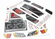 Traxxas Decal Sheet Slash