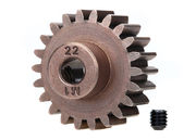 Traxxas Pinion Gear 22T 1.0M Pitch for 5mm shaft