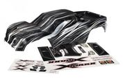 Traxxas Body, X-Maxx ProGraphix with decal sheet