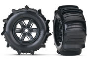 Traxxas Tires & Wheels Paddle X-Maxx (2)