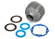 Traxxas Carrier Differential Alu with Gaskets