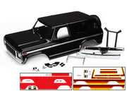 Traxxas Body Ford Bronco Black