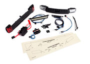 Traxxas LED Head- and Tail Light Kit with Power Supply TRX-4 Sport