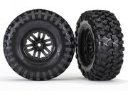 "Traxxas Tires & Wheels Canyon Trail 1.9"" (2)"