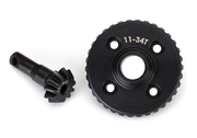 Traxxas Ring gear differential pinion gear 11/34T (CNC) TRX-4