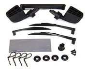 Traxxas Side Mirrors & Windshield Wipers Mercedes G500